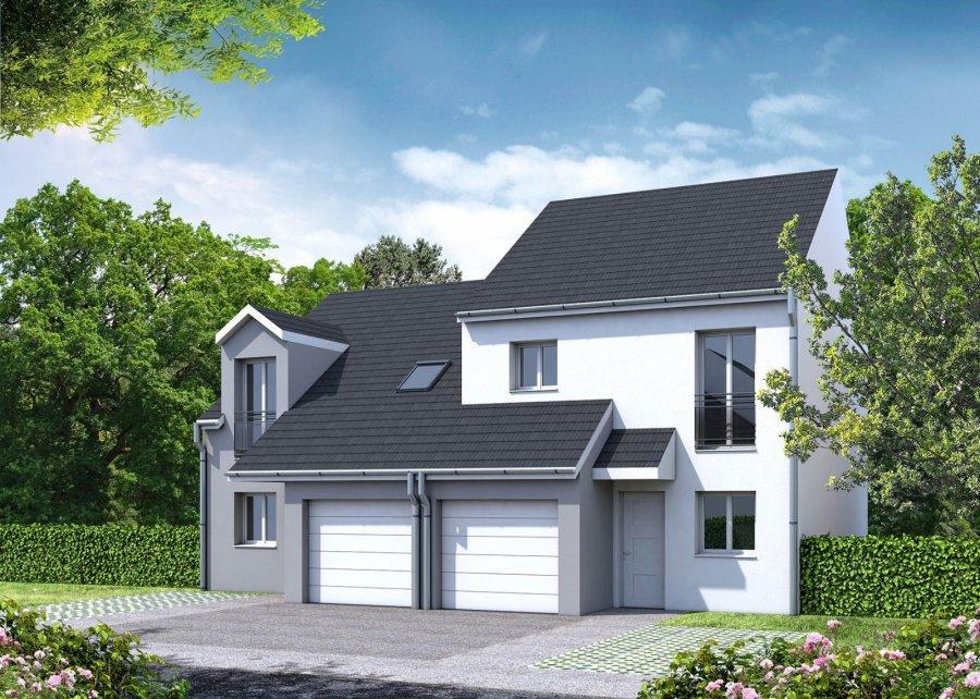 acheter maison mitoyenne 5 pièces 80.1 m² courcelles-sur-nied photo 3