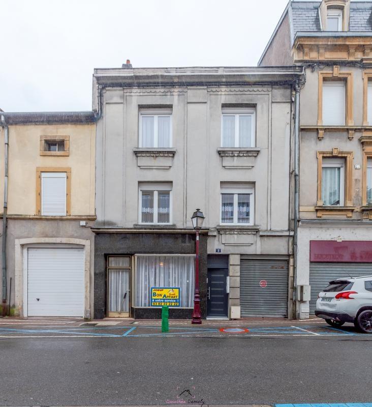 Immeuble de rapport à vendre à Moyeuvre-grande