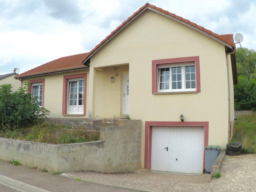 acheter maison 5 pièces 100 m² bouzonville photo 1