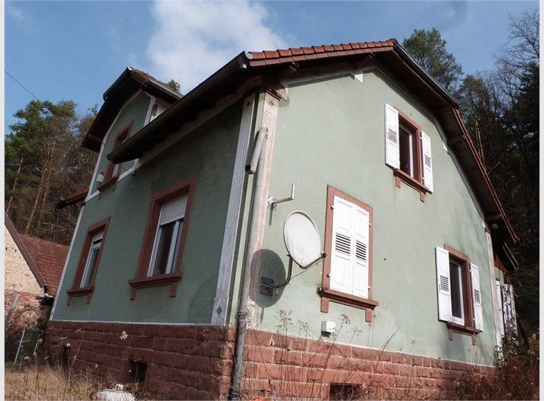 Vente maison individuelle f5 philippsbourg moselle for Vente maison individuelle moselle