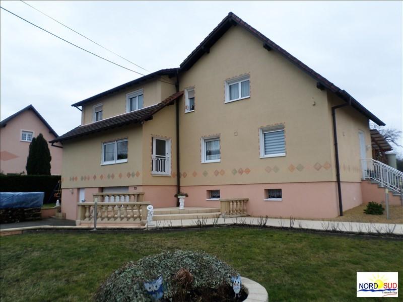 Maison individuelle en vente sarreguemines 237 m for Acheter maison individuelle nord