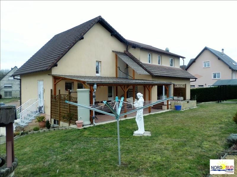 Maison individuelle en vente sarreguemines 237 m for Maison individuelle a acheter