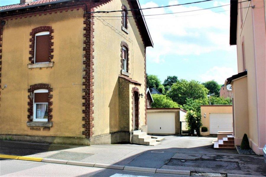 Maison mitoyenne à vendre 2 chambres à Rédange