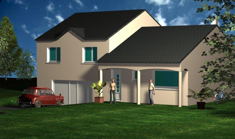 acheter terrain + maison 5 pièces 0 m² kedange sur canner photo 1
