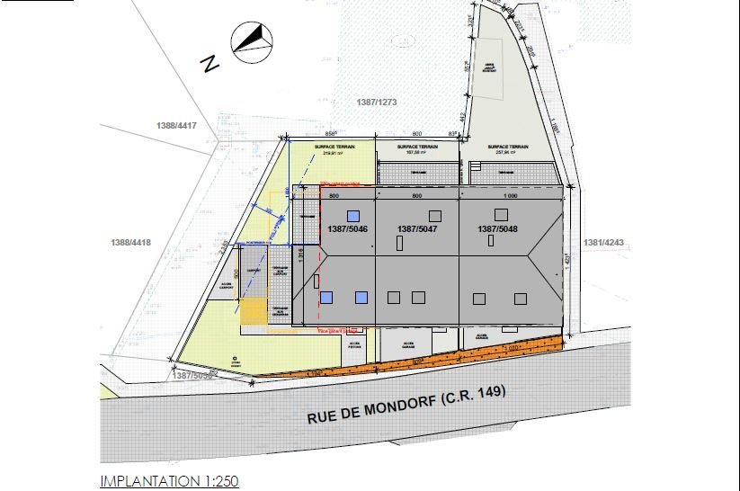 acheter terrain constructible 0 chambre 0 m² bous photo 1