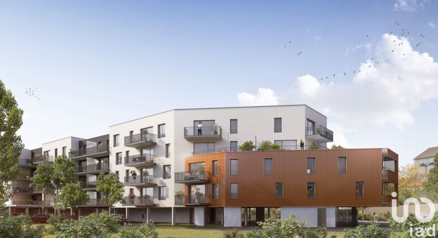 acheter appartement 4 pièces 85 m² nancy photo 1