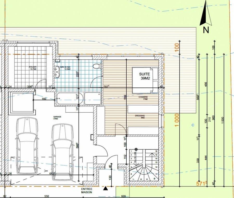acheter maison jumelée 4 chambres 240 m² useldange photo 5