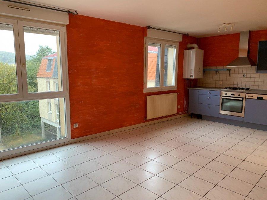 Appartement à vendre F3 à Audun le tiche