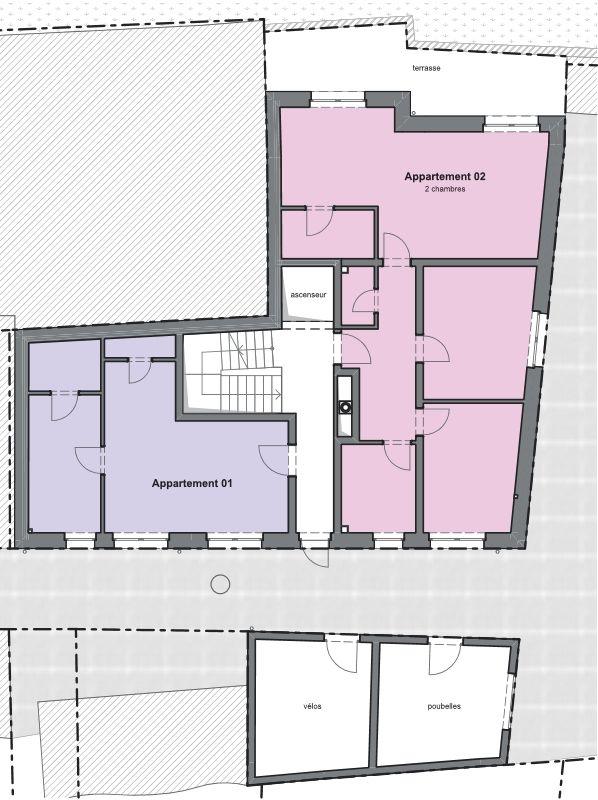 acheter appartement 2 chambres 92 m² diekirch photo 4