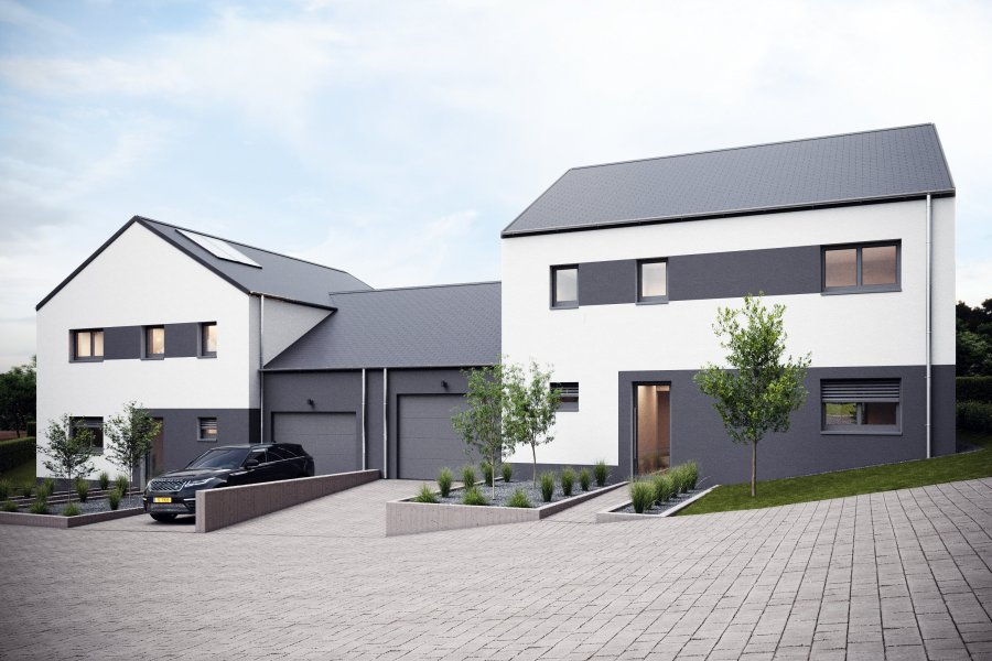 acheter maison jumelée 3 chambres 151.48 m² hostert (rambrouch) photo 6