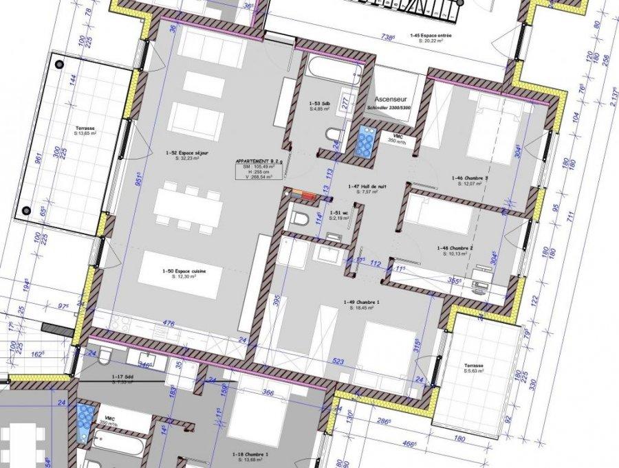 acheter appartement 3 chambres 105 m² eschweiler photo 3
