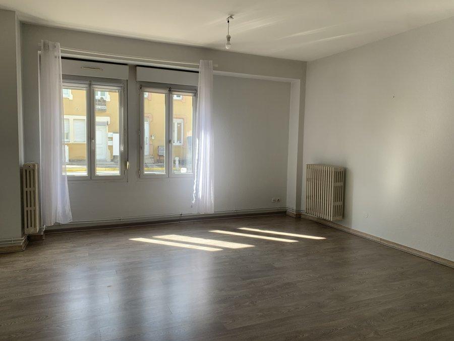 Appartement à louer F3 à Clouange