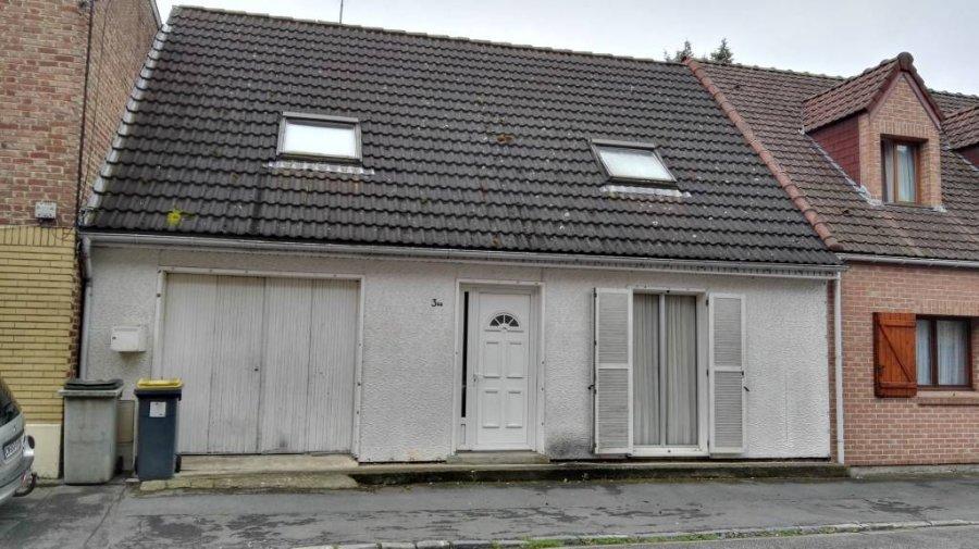 Maison individuelle en vente valenciennes 98 m 145 for Acheter maison valenciennes