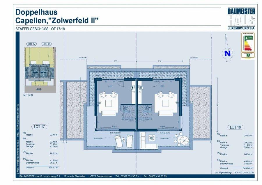 acheter maison jumelée 5 chambres 251 m² capellen photo 5