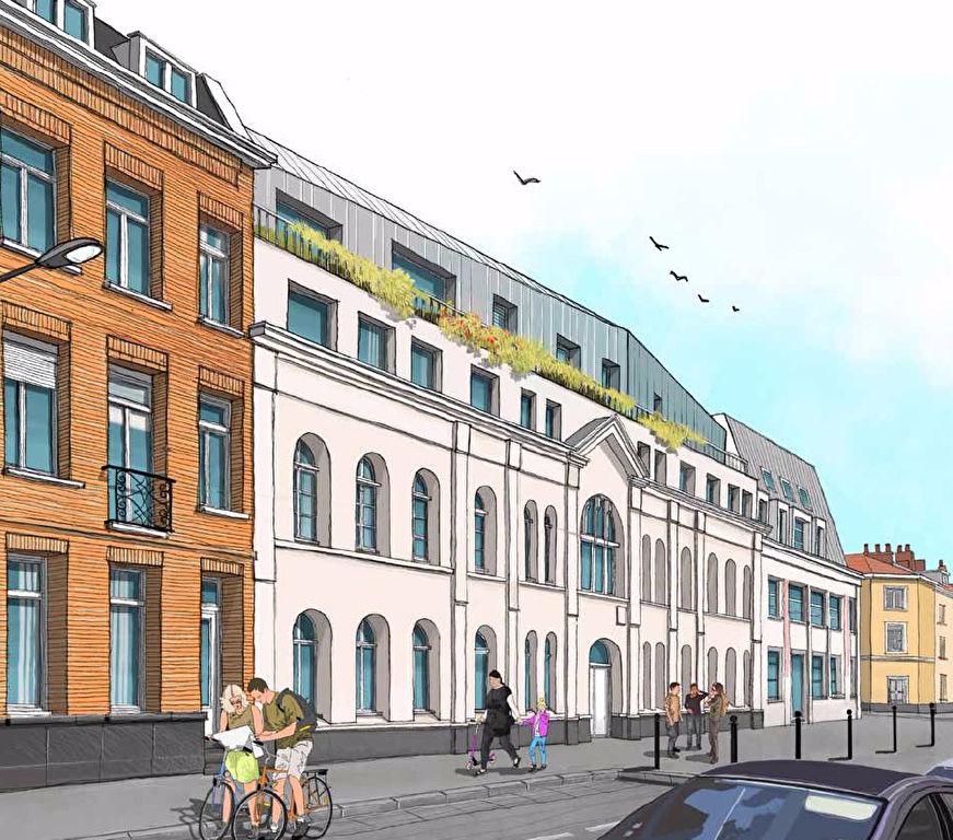 acheter appartement 2 pièces 61.1 m² lille photo 1