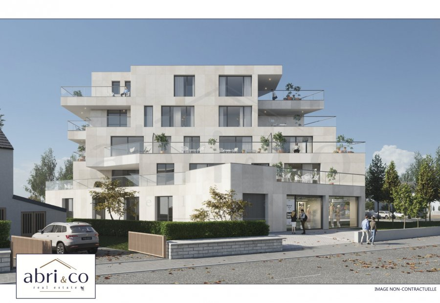 apartment for buy 1 bedroom 57.4 m² mamer photo 1