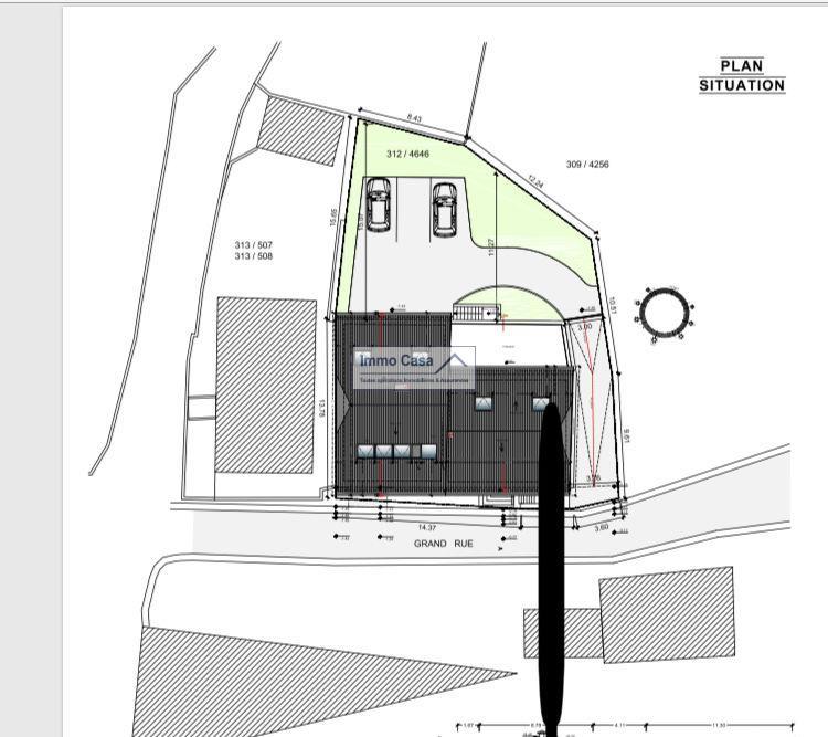 Appartement à vendre 3 chambres à Aspelt