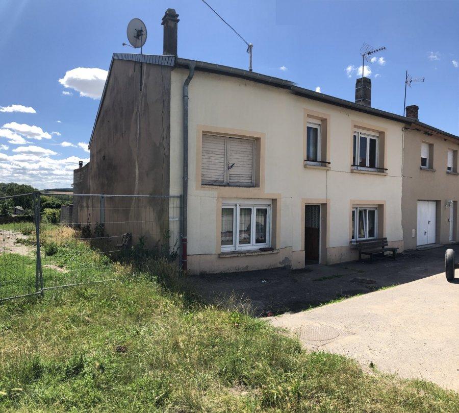Maison à vendre F4 à Flocourt