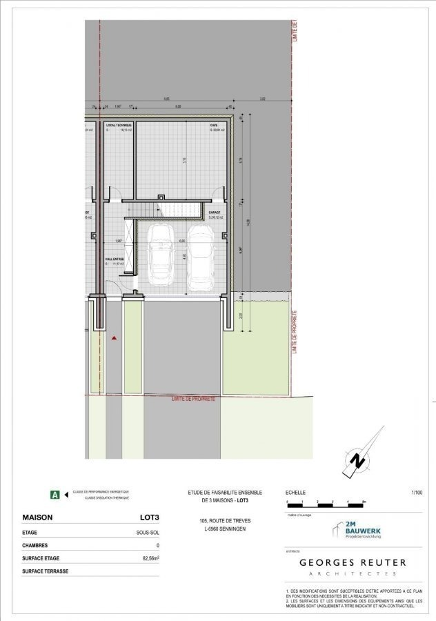 detached house for buy 4 bedrooms 169.67 m² senningen photo 7