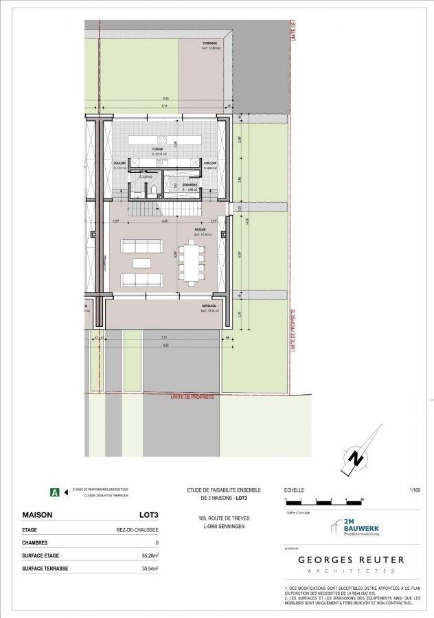 acheter maison individuelle 4 chambres 169.67 m² senningen photo 4