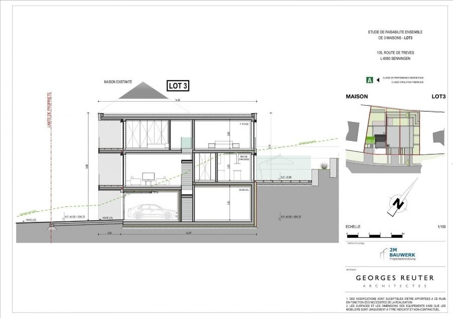 acheter maison individuelle 4 chambres 169.67 m² senningen photo 6