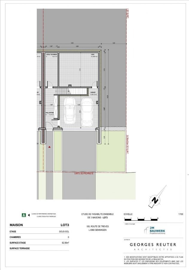 acheter maison individuelle 4 chambres 169.67 m² senningen photo 7