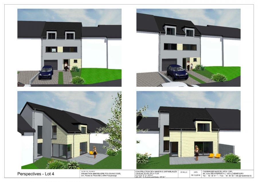 acheter maison jumelée 4 chambres 300 m² hassel photo 2
