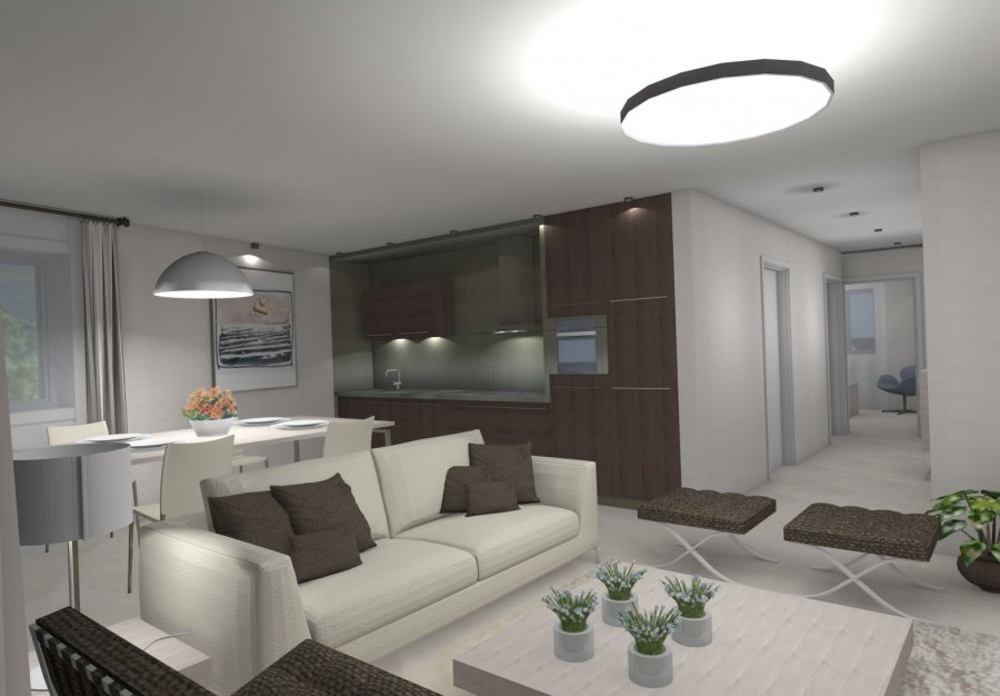 acheter résidence 0 chambre 81 à 93 m² capellen photo 5