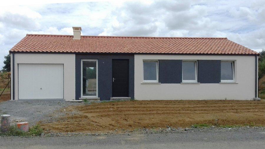 acheter maison 5 pièces 100 m² saint-père-en-retz photo 1