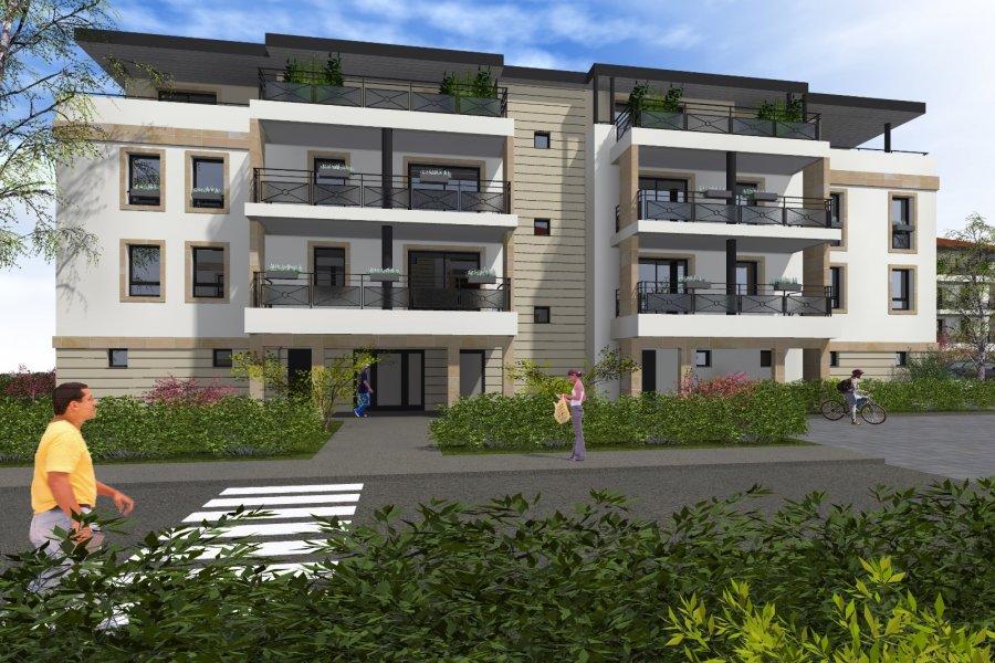 acheter appartement 5 pièces 112 m² moulins-lès-metz photo 1