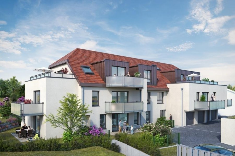 acheter appartement 2 pièces 41 m² ingersheim photo 1