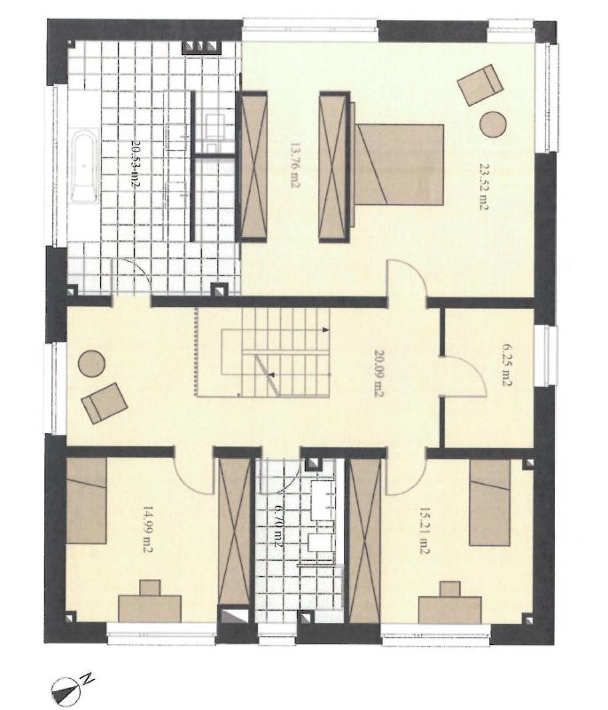acheter maison individuelle 5 chambres 312 m² erpeldange (bous) photo 6