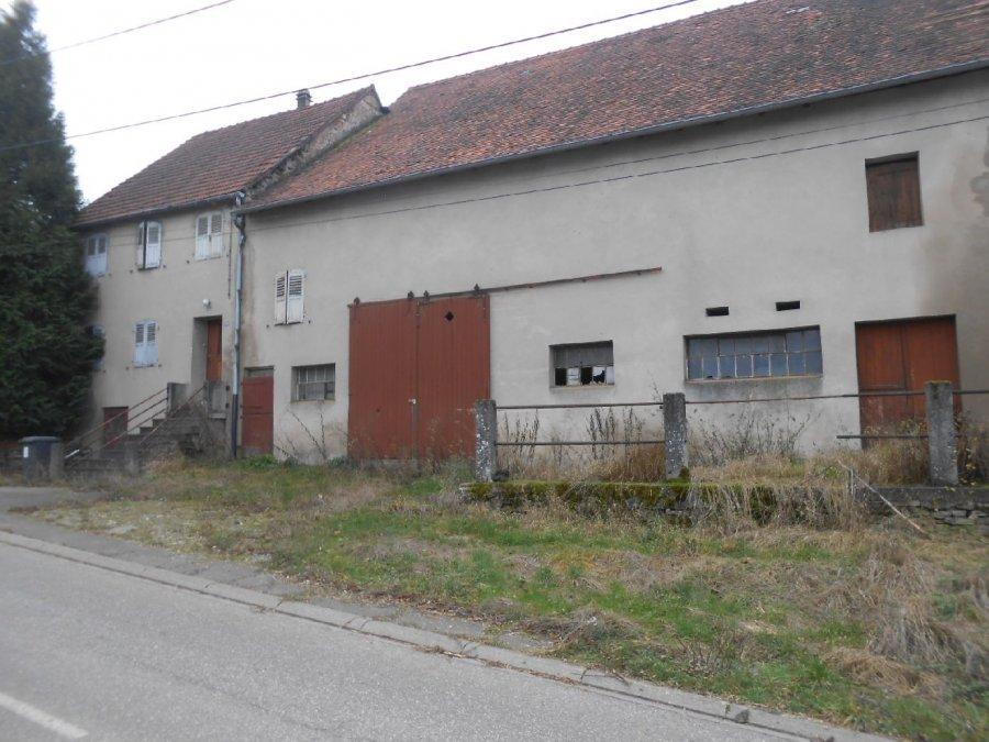 acheter maison 5 pièces 110 m² rohrbach-lès-bitche photo 2