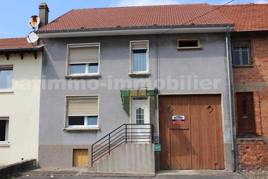 acheter maison 4 pièces 100 m² saint-avold photo 1