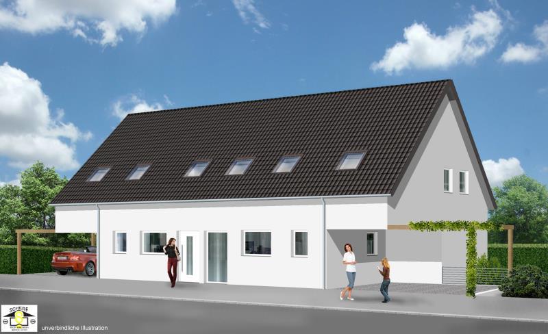 wohnung kaufen 2 zimmer 57.07 m² trier foto 2