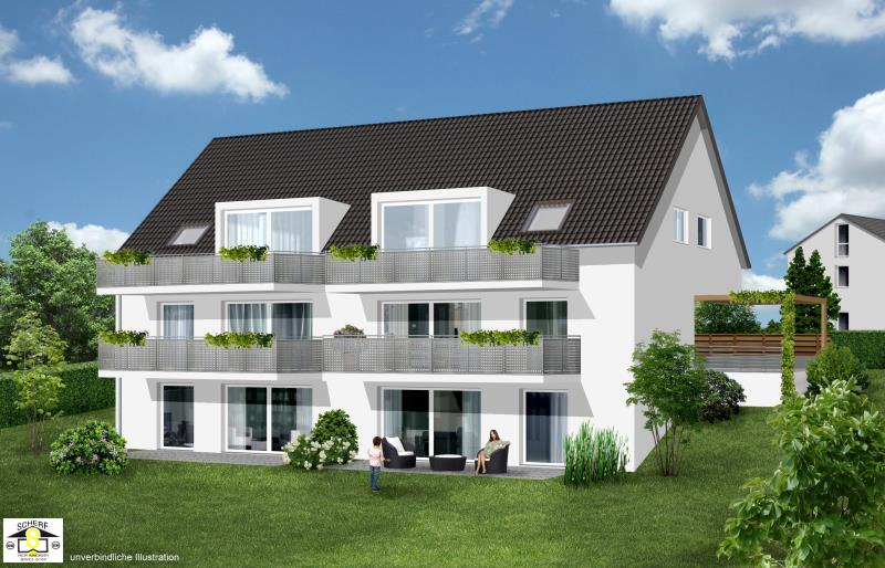 apartment for buy 2 rooms 57.07 m² trier photo 1