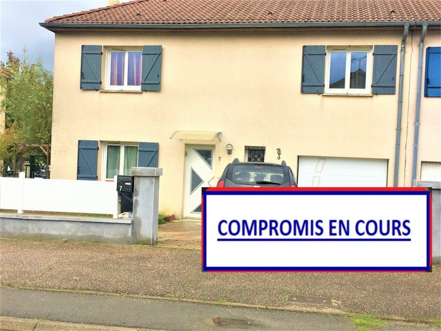 acheter maison 6 pièces 100 m² guénange photo 1