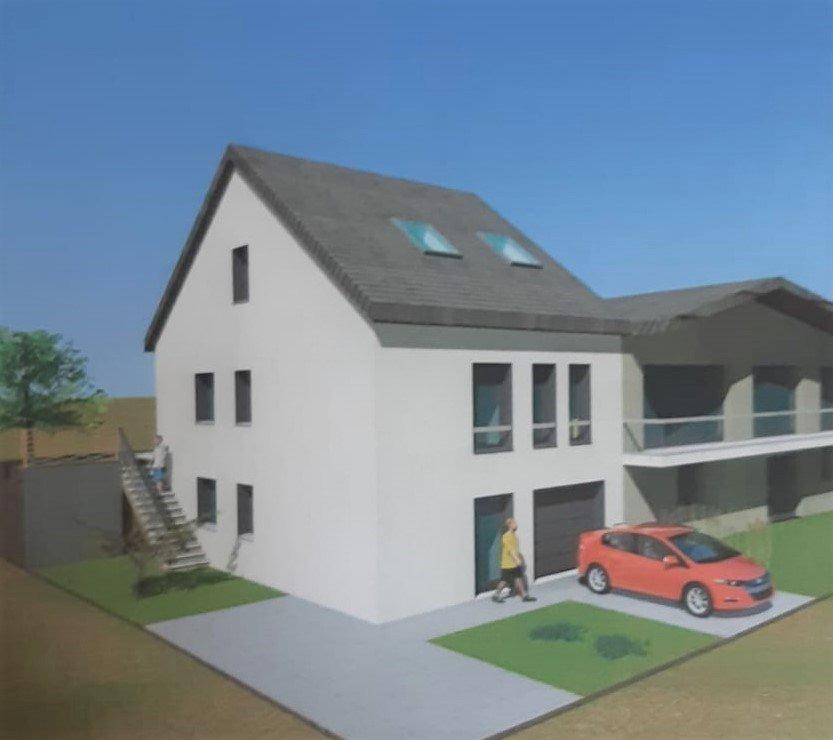Terrain constructible à vendre à Ernzen