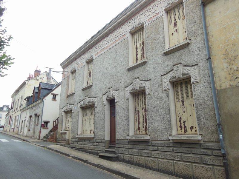 Maison à vendre F6 à La chartre sur le loir