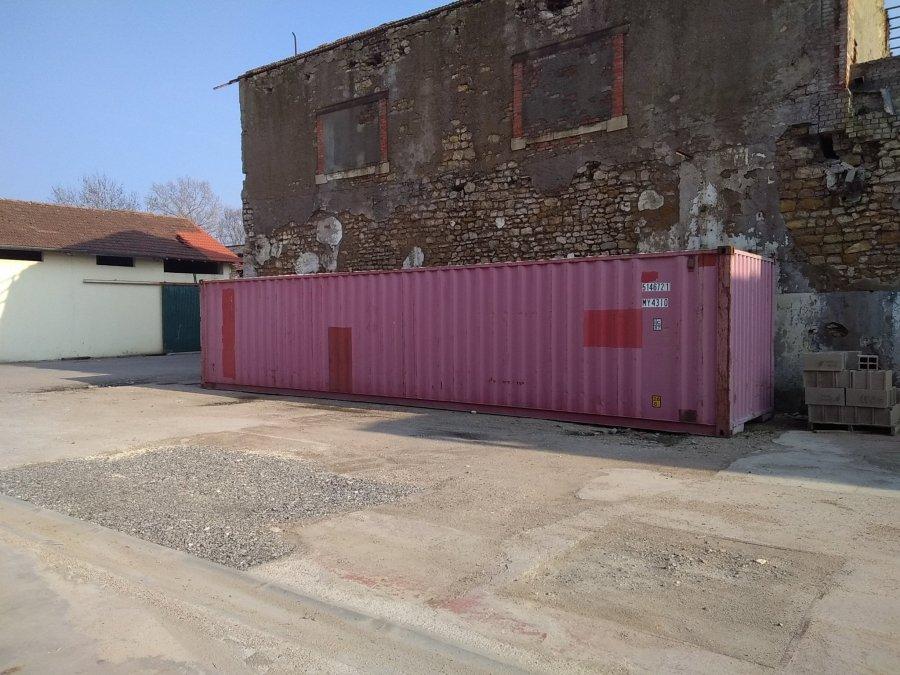louer garage-parking 0 pièce 28.8 m² blénod-lès-pont-à-mousson photo 1