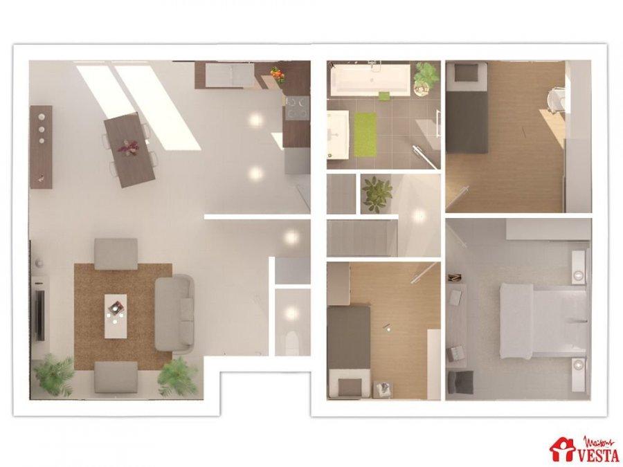 haus kaufen 5 zimmer 90 m² faulx foto 4
