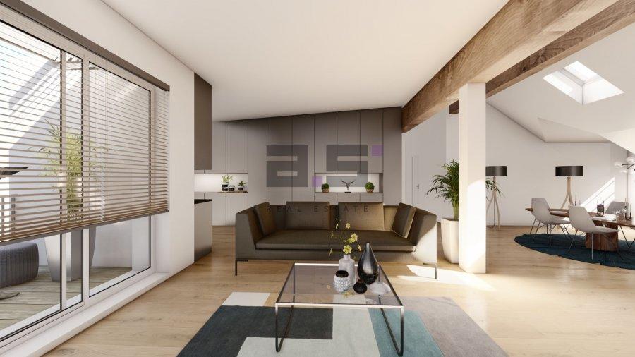 penthouse-wohnung kaufen 3 schlafzimmer 156.84 m² mondercange foto 4