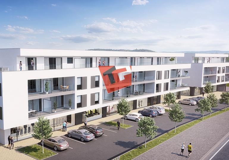 wohnung kaufen 3 schlafzimmer 137.31 m² hesperange foto 3