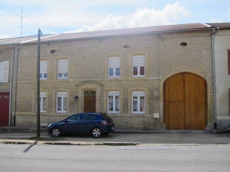 Maison à vendre F7 à Jametz