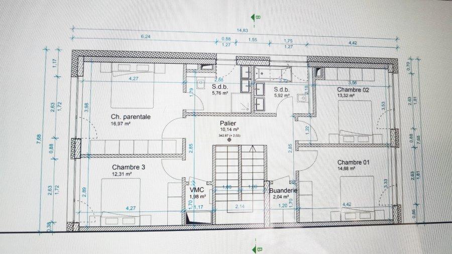 house for buy 4 bedrooms 180 m² nospelt photo 1