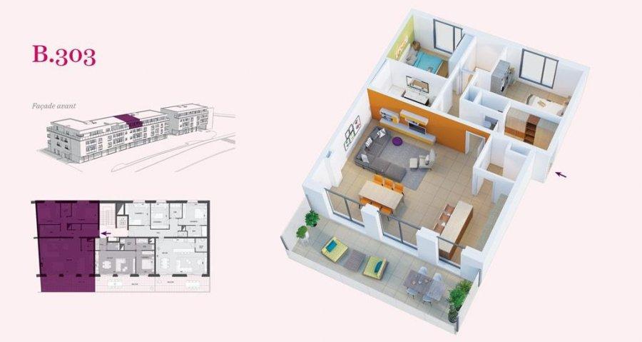 acheter résidence 0 chambre 94.24 à 187.17 m² hesperange photo 3