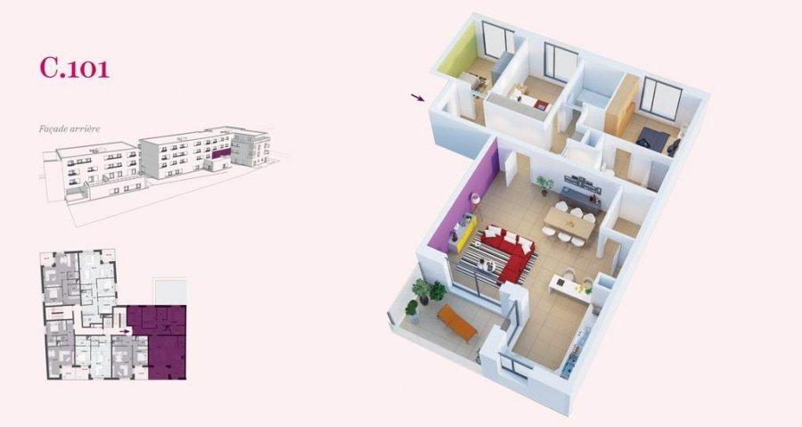 acheter résidence 0 chambre 94.24 à 187.17 m² hesperange photo 4