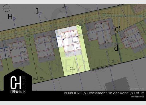 Terrain constructible à vendre à Berbourg (LU) - Réf. 4823455