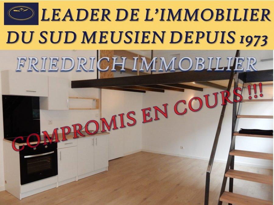 acheter appartement 1 pièce 25 m² ligny-en-barrois photo 1