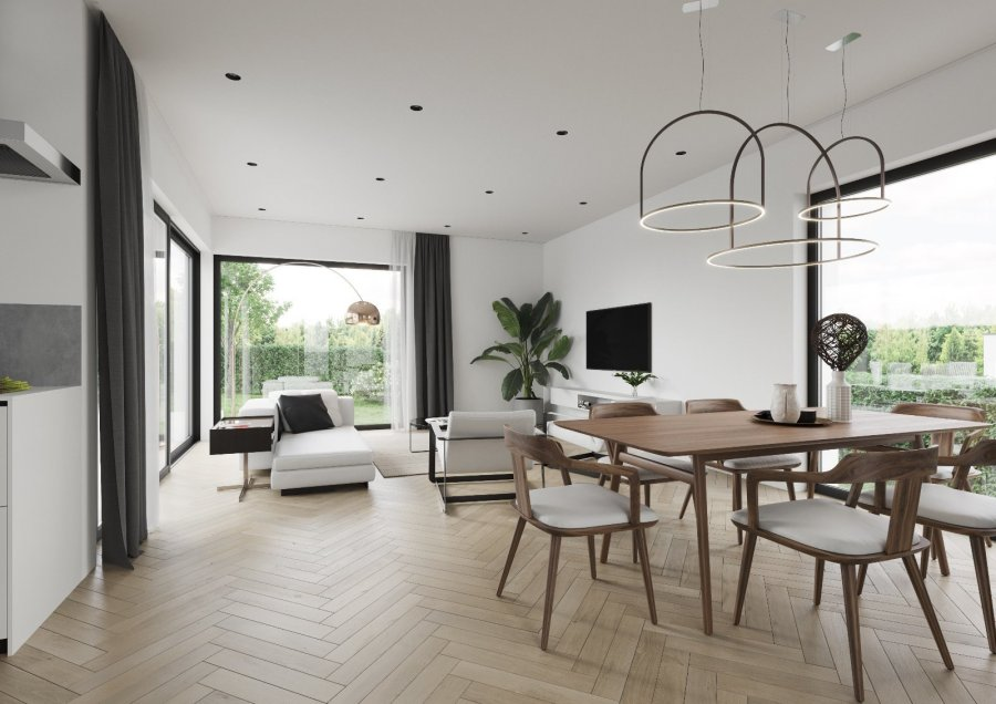 Maison individuelle à vendre 4 chambres à Oberkorn